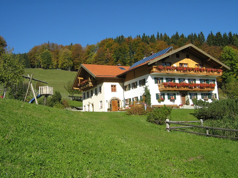 Ferienwohnungen Ferienbauernhof Freynend im Berchtesgadener Land